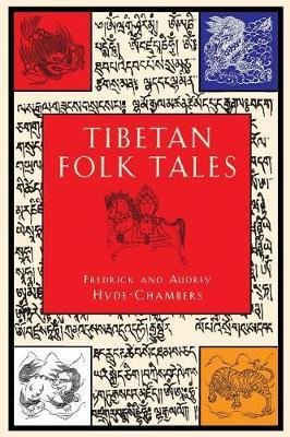 Tibetan Folk Tales by Fredrick R. Hyde-Chambers image