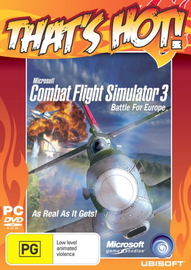 Combat Flight Simulator 3 for PC Games image