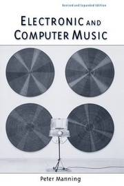 Electronic and Computer Music by Peter Manning image