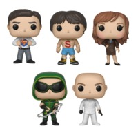 Smallville - Pop Vinyl Bundle
