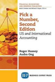 Pick a Number, Second Edition by Roger Hussey image