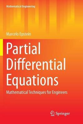 Partial Differential Equations by Marcelo Epstein