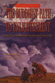The Buddhist Path to Enlightenment: Tibetan Buddhist Philosophy and Practice by Doboom Tulku image