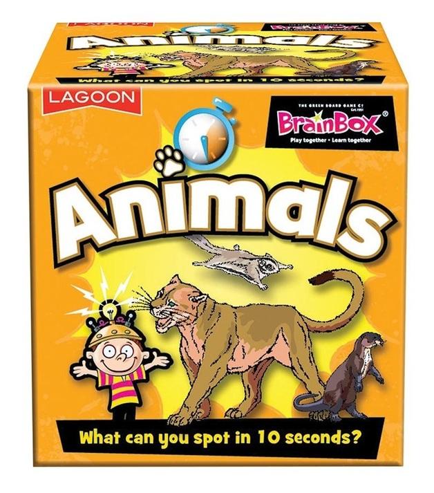 BrainBox - Animals