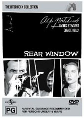 Rear Window on DVD