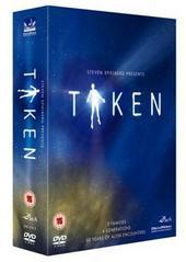 Taken (6 Disc Box Set) on DVD
