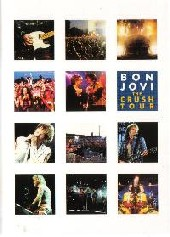 Bon Jovi - The Crush Tour on