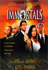 The Immortals on DVD