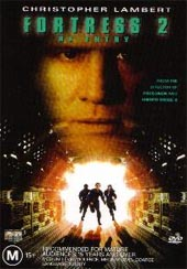 Fortress 2: Re-entry on DVD