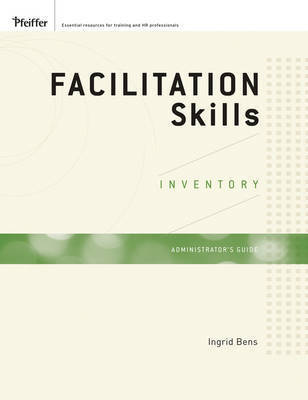Facilitation Skills Inventory by Ingrid Bens