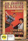 Seven Ways from Sundown DVD