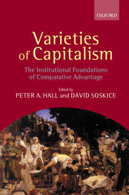 Varieties of Capitalism