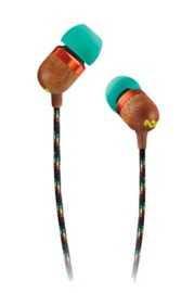 House of Marley: Smile Jamaica In-Ear Headphones - Rasta