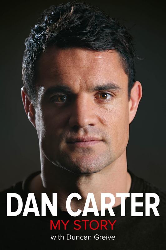 Dan Carter by Duncan Greive