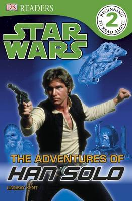 Star Wars The Adventures of Han Solo by DK image