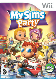 MySims Party for Nintendo Wii image