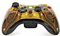 Fable III Wireless Controller Limited Edition for Xbox 360 image