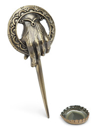 Game of Thrones - Hand of the King Bottle Opener