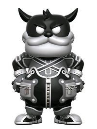 Kingdom Hearts - Pete (Black & White) Pop! Vinyl Figure
