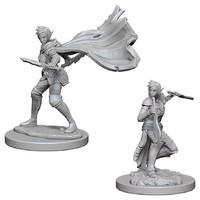 D&D Nolzur's Marvelous: Unpainted Miniatures - Elf Female Rogue