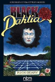 Black Dahlia (2nd Edition) by Rick Geary image