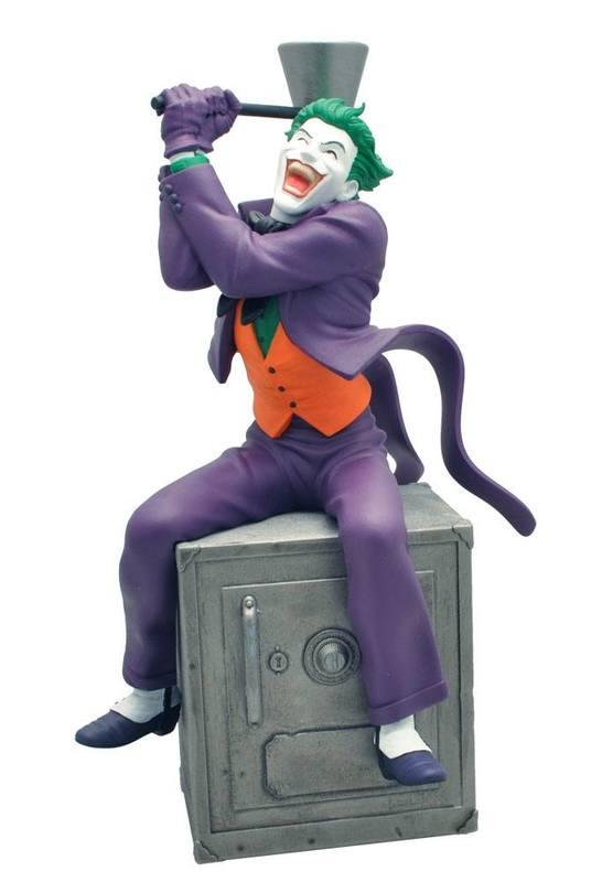 DC Comics Bust Bank Joker