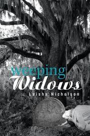 Weeping Widows by Leisha Nicholson image