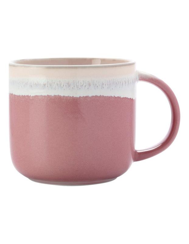 Maxwell & Williams Panko Mug 410ML Pink