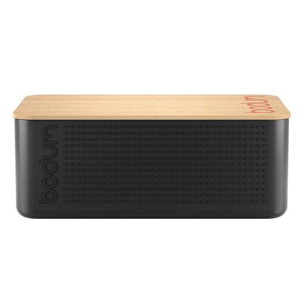 Bodum: Bistro Bread Box (Large) - Black