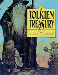 A Tolkien Treasury by Daniel Grotta