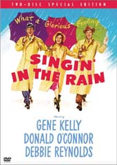 Singin' In The Rain:  50th Anniversary on DVD