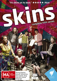 Skins - Complete 5th Series on DVD