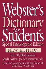 Webster's Dictionary for Students image