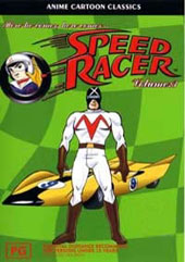 Speed Racer - Vol 3 on DVD