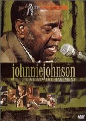 Johnnie Johnson - Live At The Basement on DVD