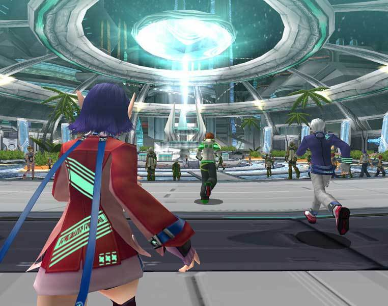 Phantasy Star Universe for PC Games image