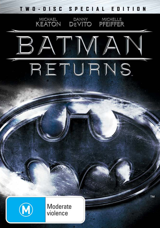 Batman Returns - Special Edition on DVD