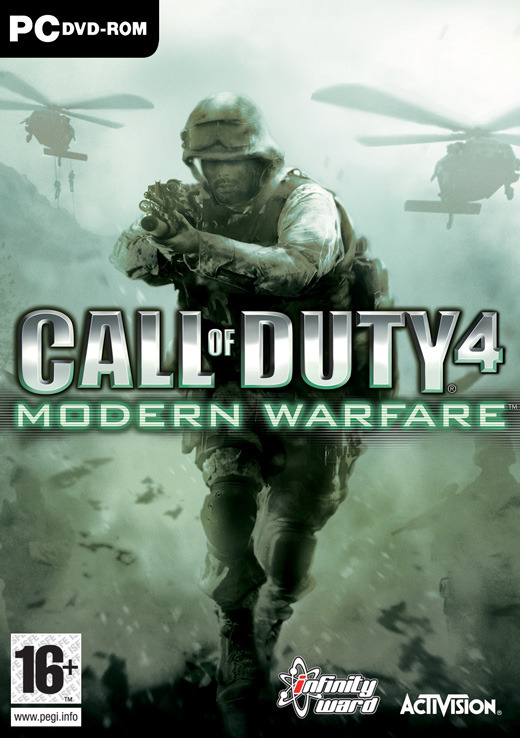 Call of Duty 4: Modern Warfare for PC Games