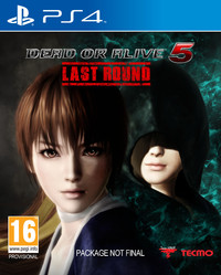 Dead or Alive 5: Last Round for PS4