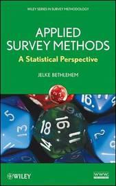 Applied Survey Methods by Jelke Bethlehem image