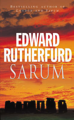 Sarum by Edward Rutherfurd image