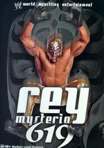 WWE - Rey Mysterio: 619 on DVD