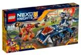 LEGO Nexo Knights - Axl's Tower Carrier (70322)