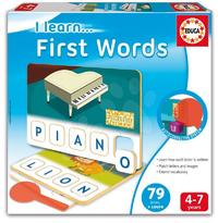 Educa: I Learn - First Words