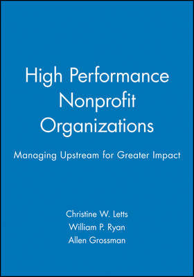 Innovative Nonprofit Management by Christine W. Letts