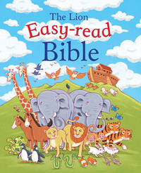 The Lion easy-read Bible by Christina Goodings