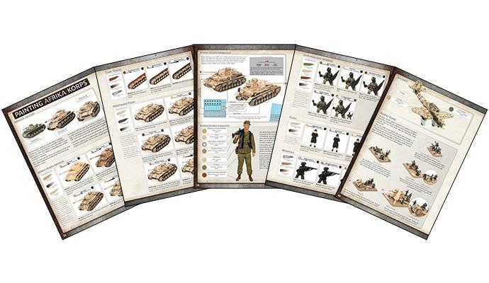 Flames of War: Afrika Korps - Army Rulebook image