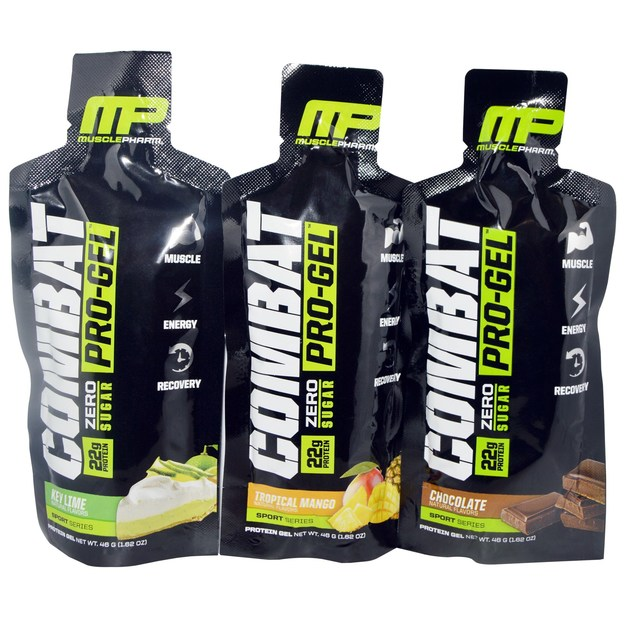 MusclePharm Combat Pro-Gel MuscleGel - Sample Pack (3x46g)