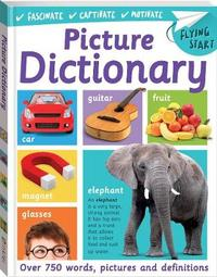 Flying Start First Picture Dictionary image
