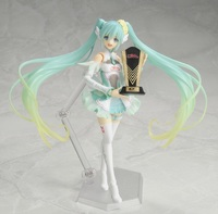 Vocaloid: Racing Miku (2017 ver.) - Figma Figure [8,000Jpy Level]